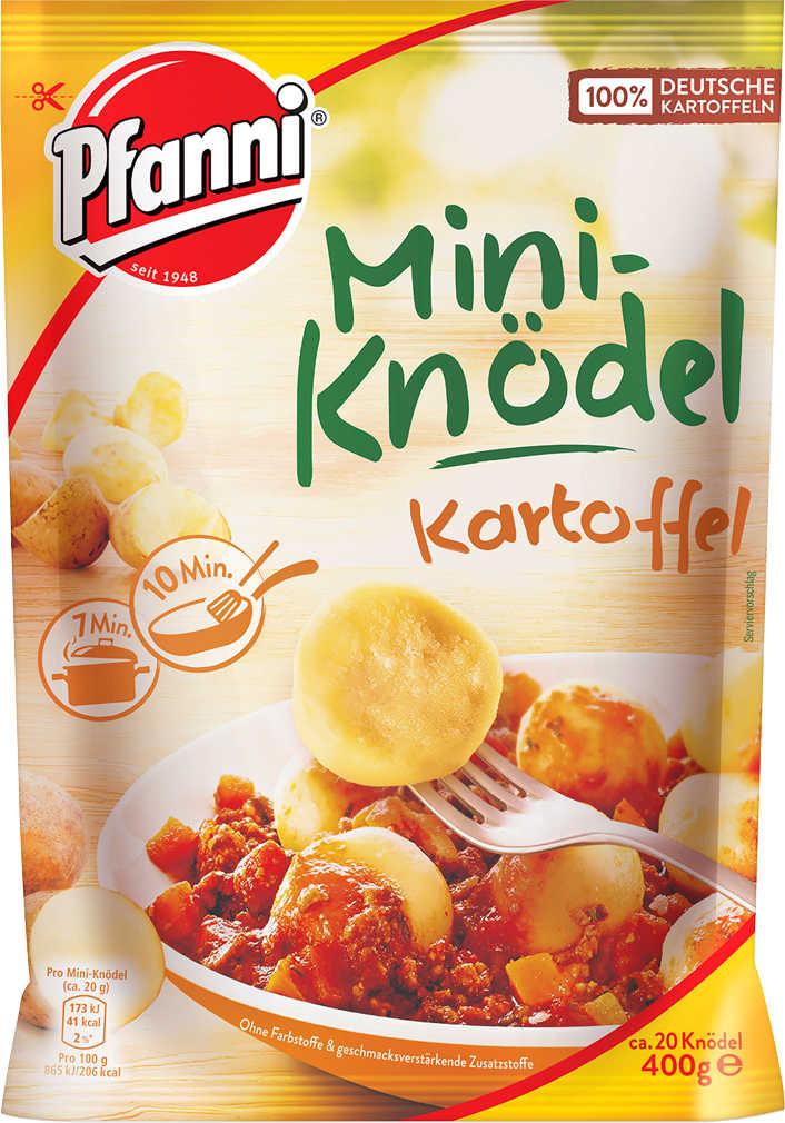 Abbildung des Angebots PFANNI Mini-Knödel