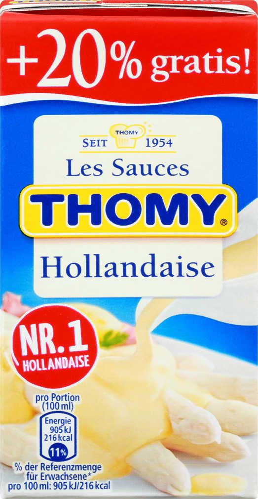 Abbildung des Angebots THOMY Sauce Hollandaise