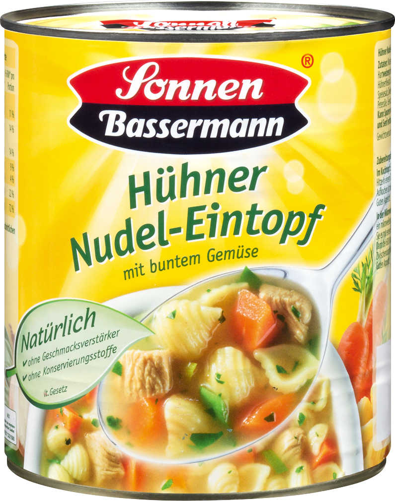 Abbildung des Angebots SONNEN BASSERMANN Eintöpfe