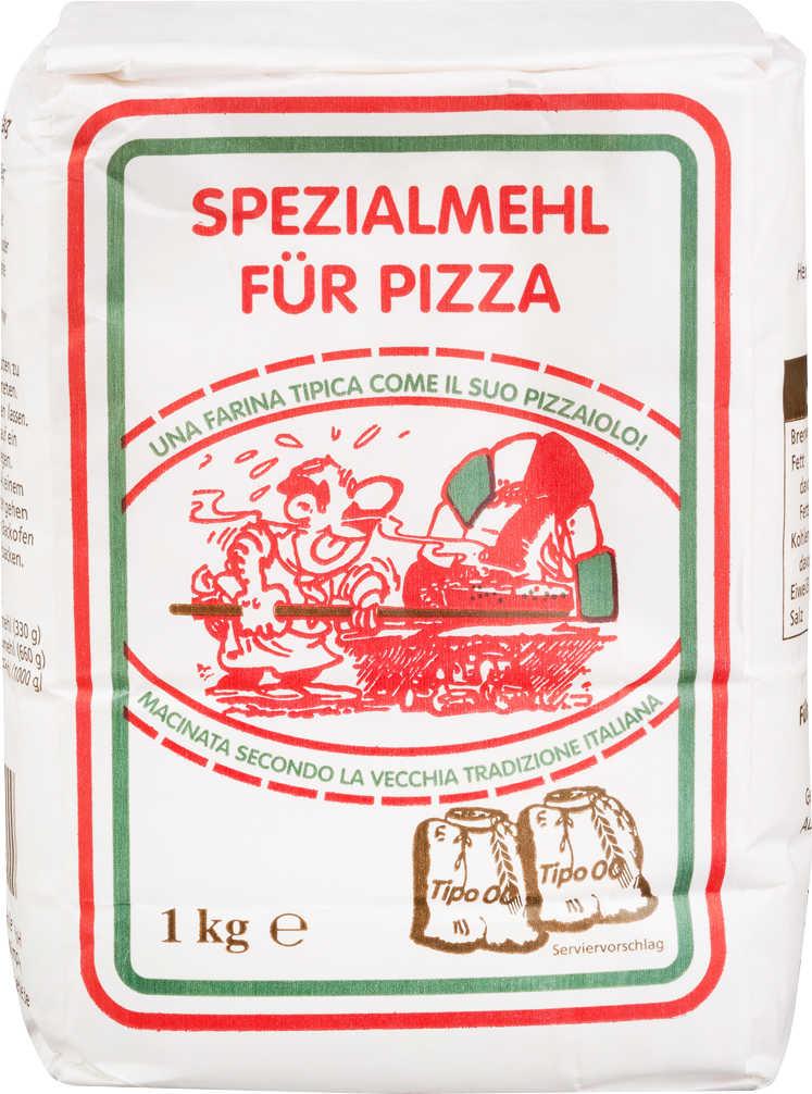 Abbildung des Angebots KÜCHENMEISTER Pizzamehl Tipo 00