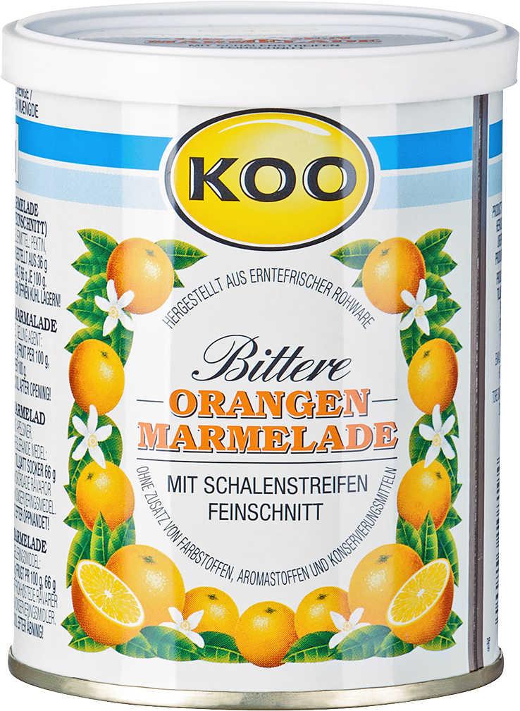 Abbildung des Angebots KOO Bittere Orangen-Marmelade