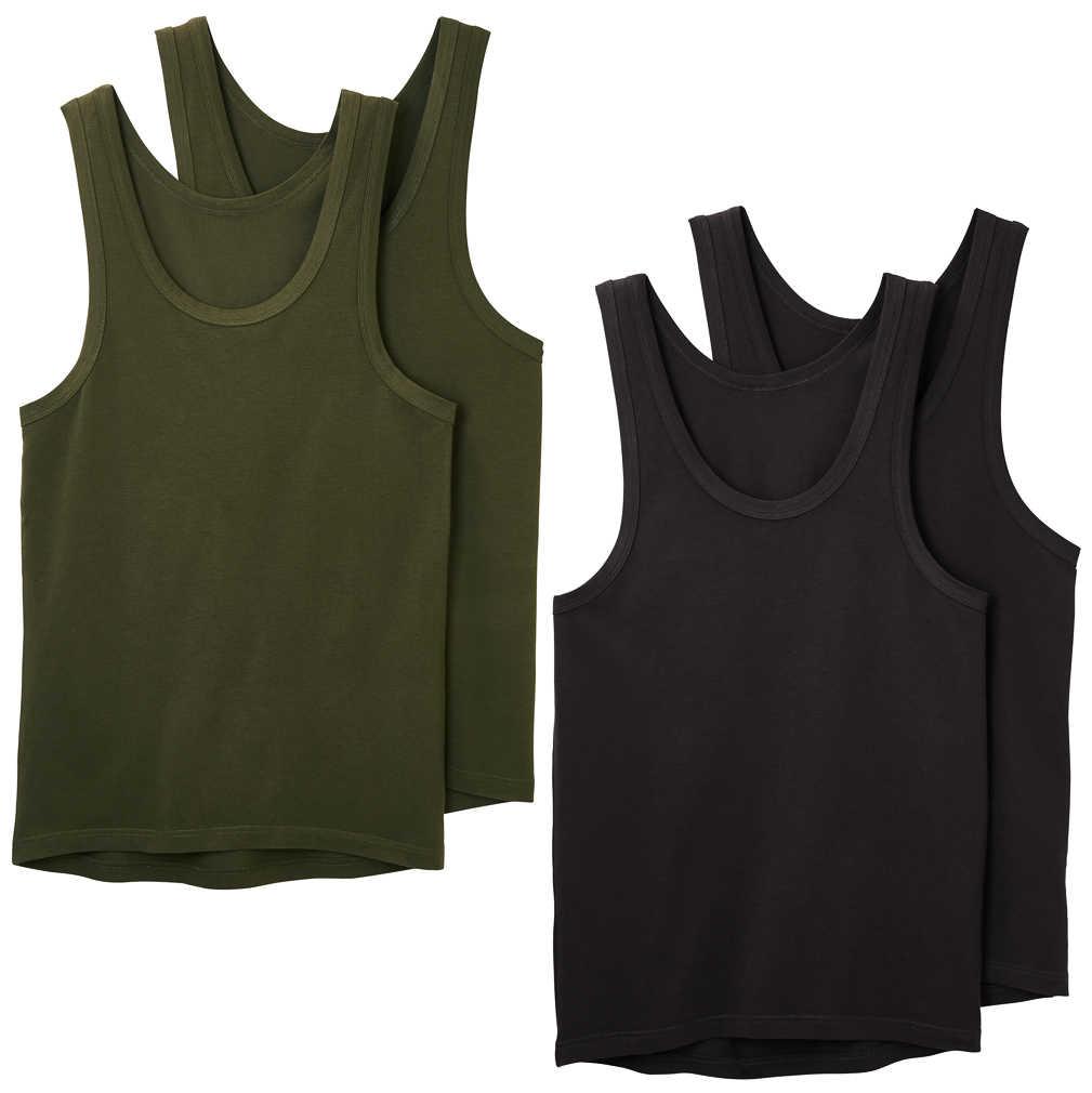 Abbildung des Angebots K-CLASSIC Herren-Unterhemden