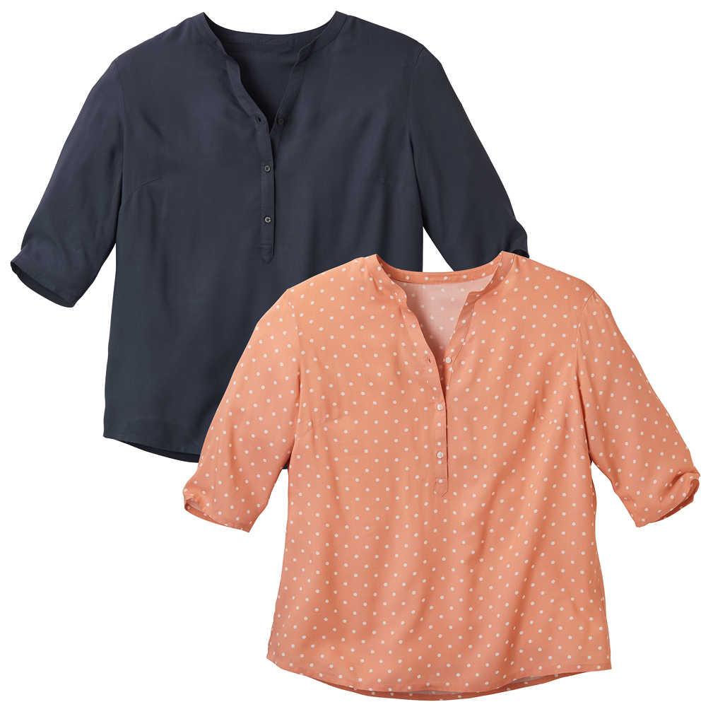 Abbildung des Angebots K-CLASSIC Damen-Bluse
