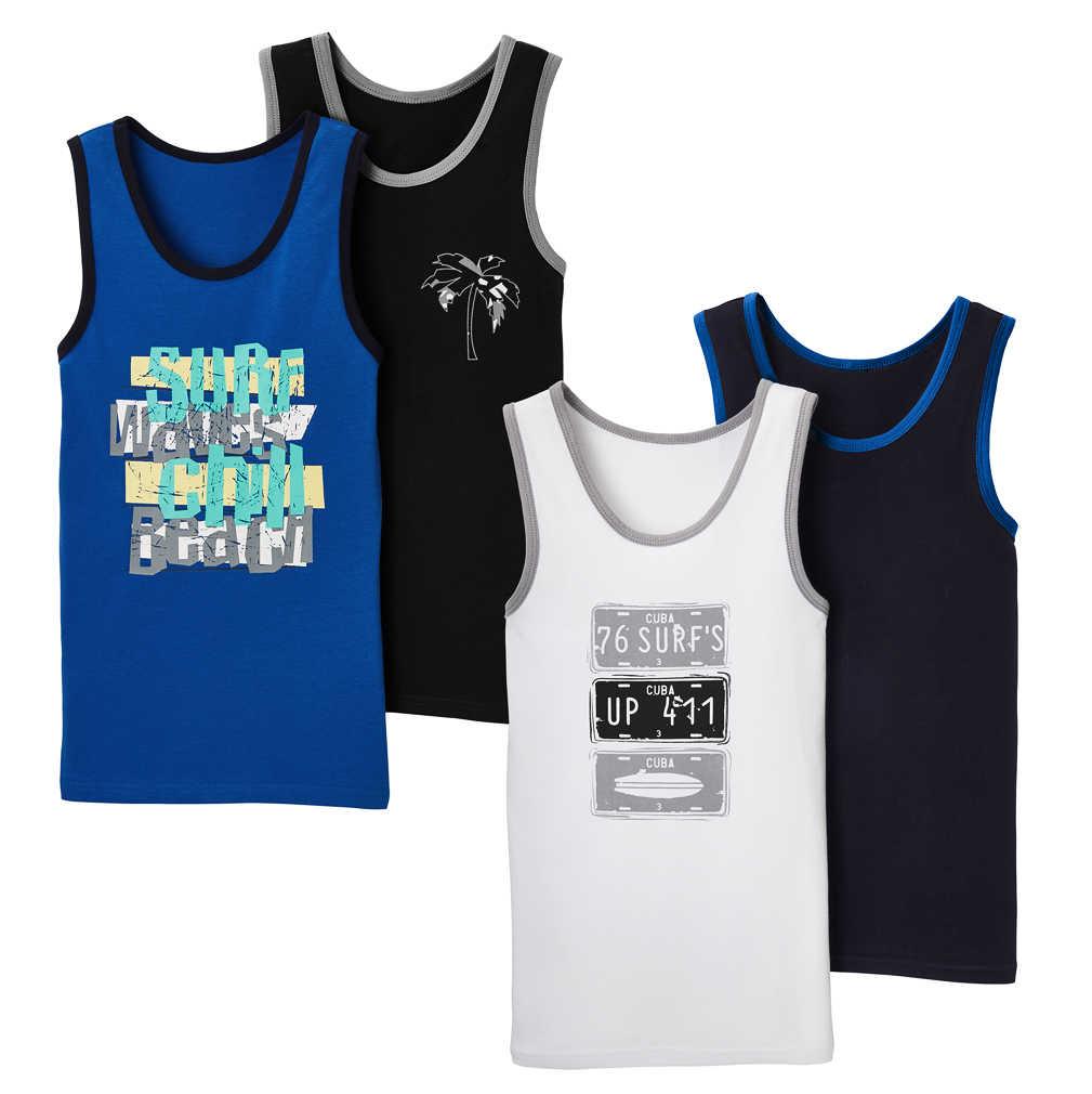 Abbildung des Angebots Jungen-Unterhemden