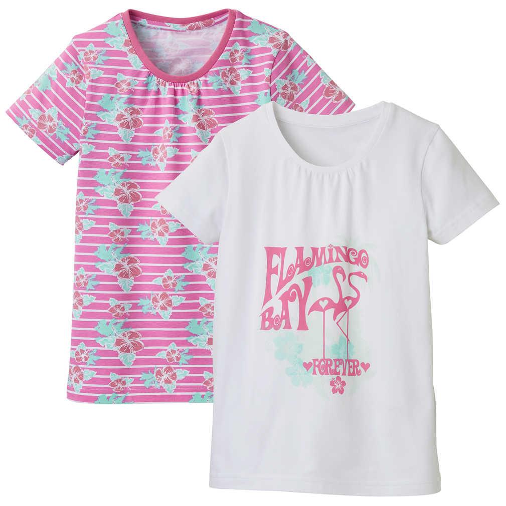 Abbildung des Angebots Mädchen-T-Shirt