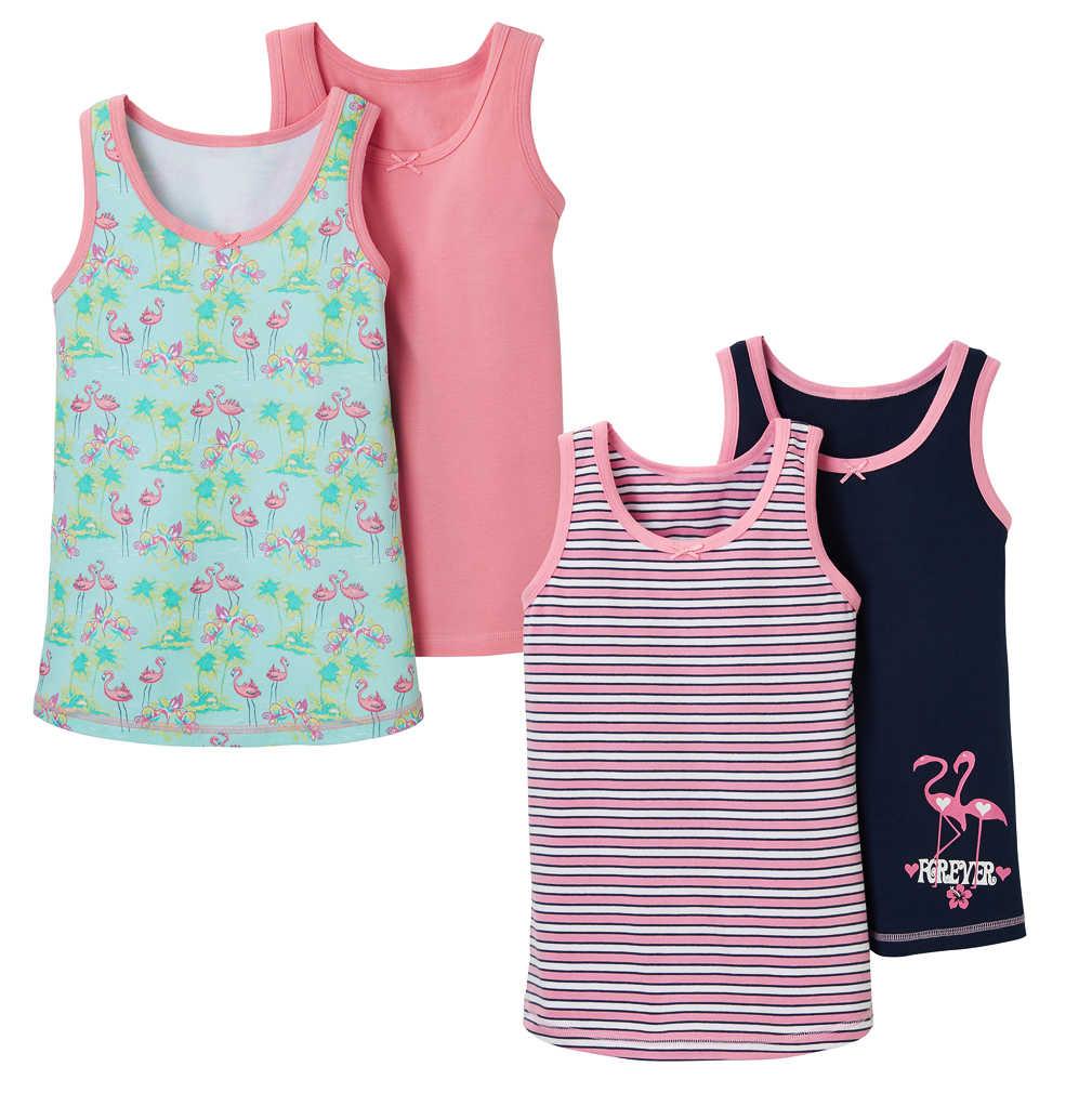 Abbildung des Angebots Mädchen-Unterhemden