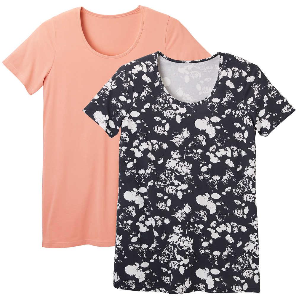 Abbildung des Angebots K-CLASSIC Damen-Longshirt