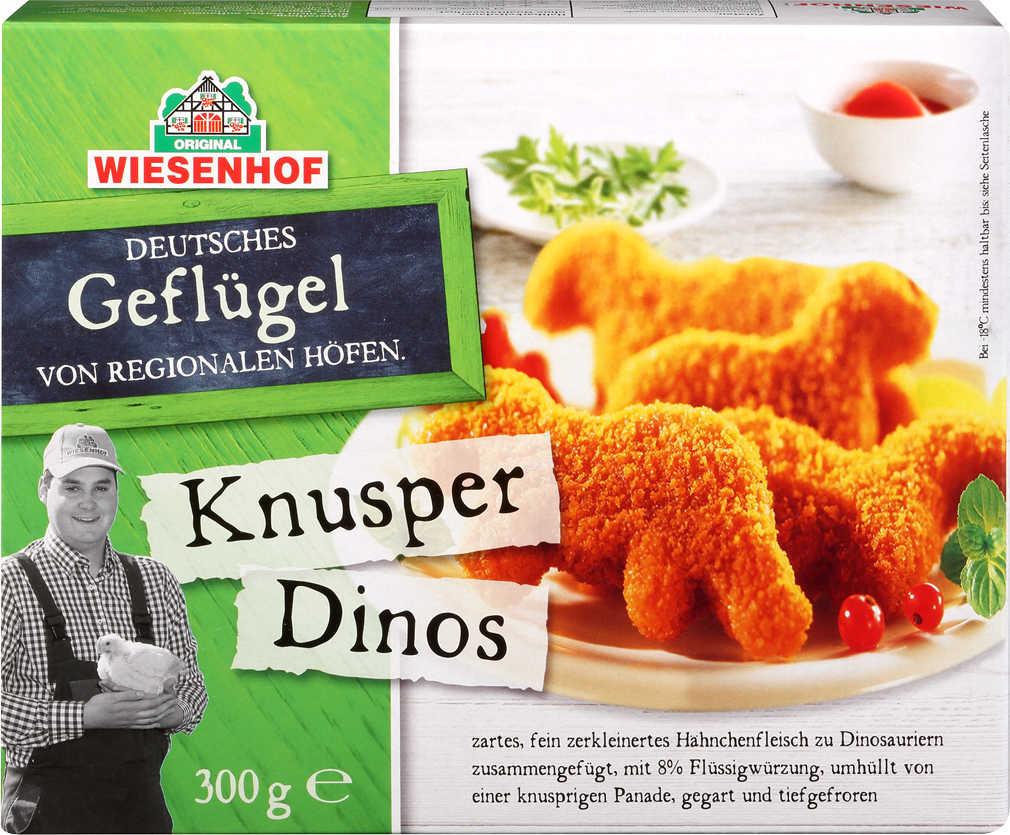 Abbildung des Angebots WIESENHOF Knusper Dinos