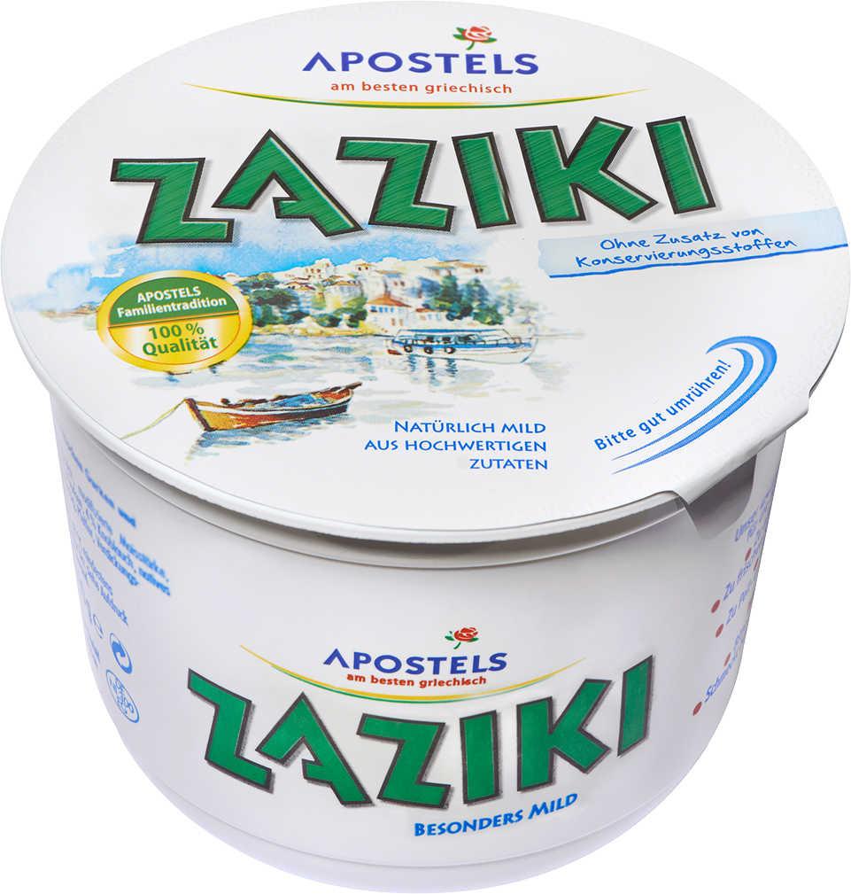 Abbildung des Angebots APOSTELS Zaziki