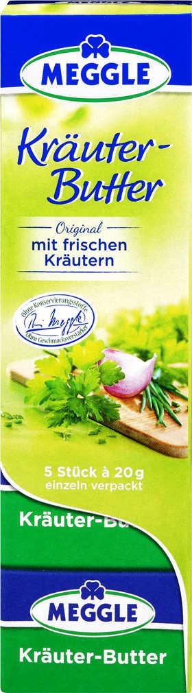 Abbildung des Angebots MEGGLE Kräuter-Butter
