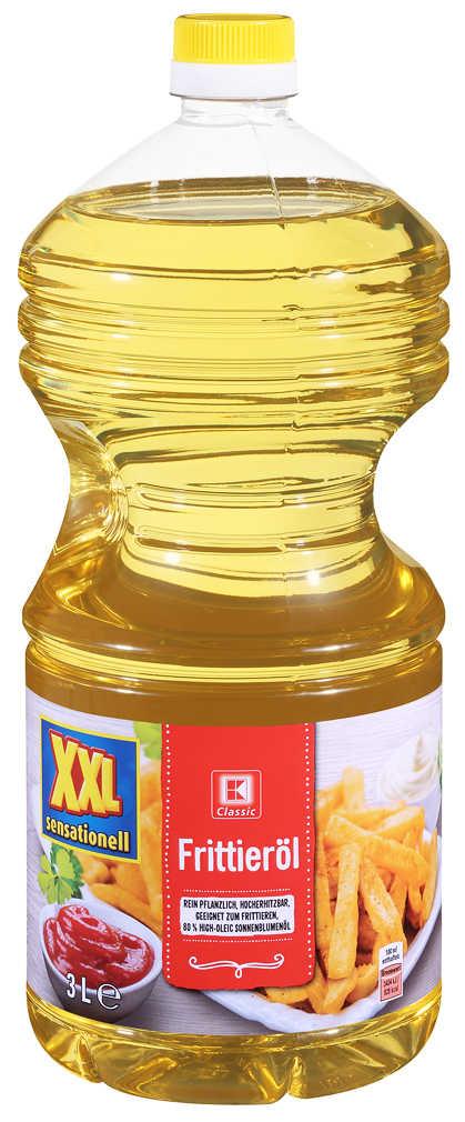 Abbildung des Angebots K-CLASSIC XXL Frittieröl