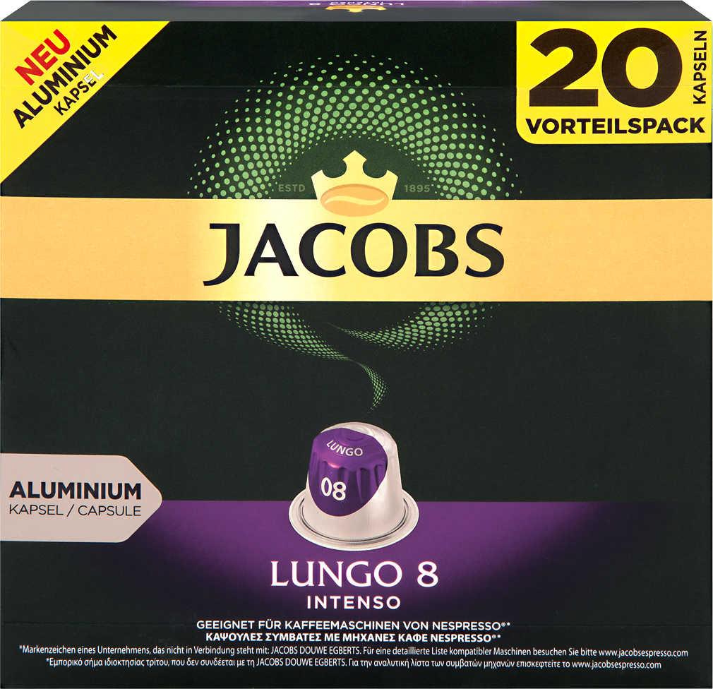 Abbildung des Angebots JACOBS Kaffeekapseln
