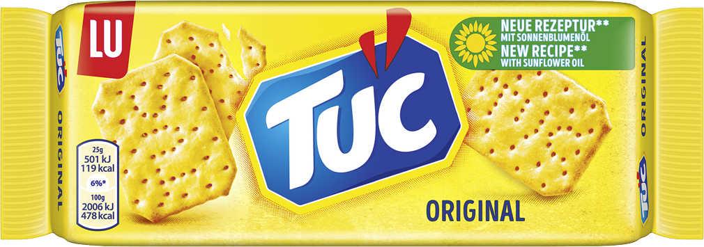 Abbildung des Angebots TUC Cracker