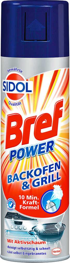 Abbildung des Angebots BREF Backofen- & Grill-Reiniger