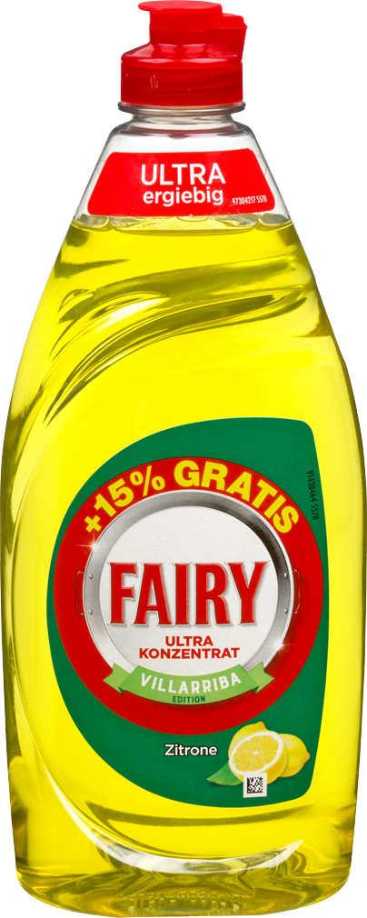 Abbildung des Angebots FAIRY Geschirrspülmittel