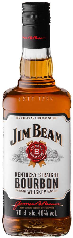 Abbildung des Angebots JIM BEAM KENTUCKY Straight Bourbon Whiskey
