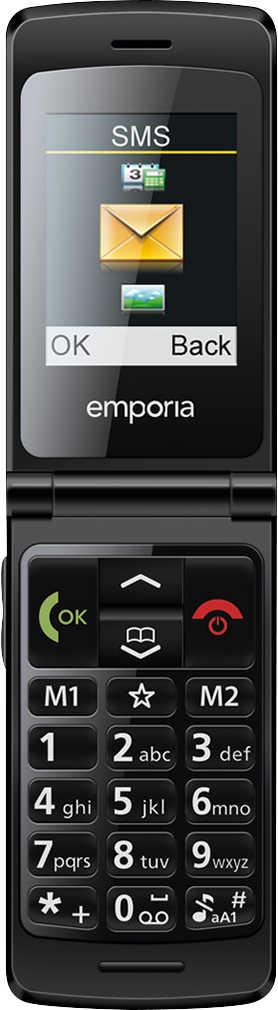 Abbildung des Angebots EMPORIA Senioren-Handy »F220«