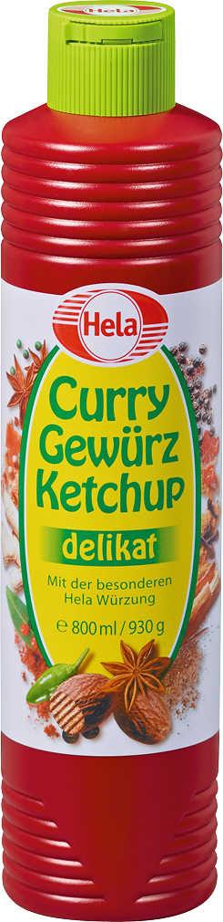 Abbildung des Angebots HELA Gewürz-Ketchup