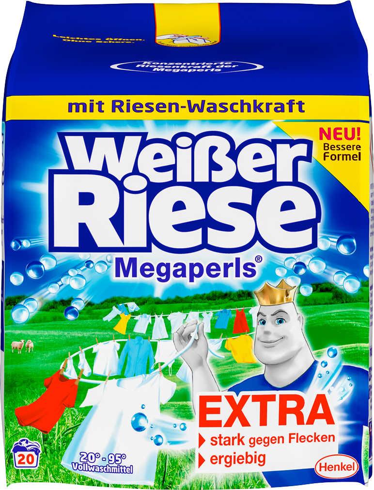 Abbildung des Angebots WEIßER RIESE Waschmittel