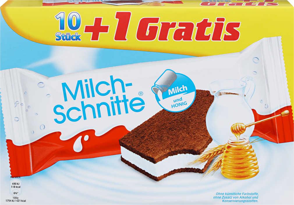 Abbildung des Angebots KINDER Milch-Schnitte