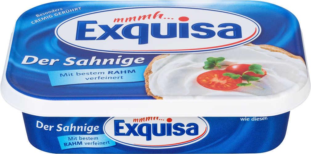 Abbildung des Angebots EXQUISA Frischkäse