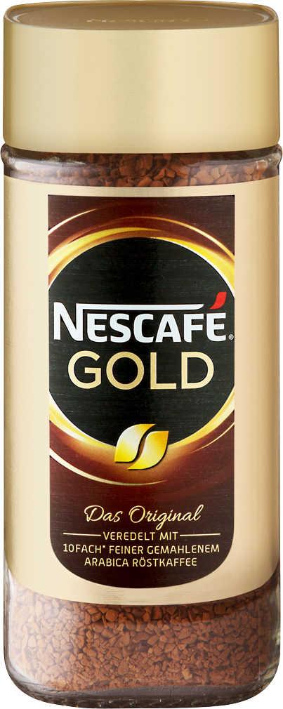 Abbildung des Angebots NESCAFÉ Gold