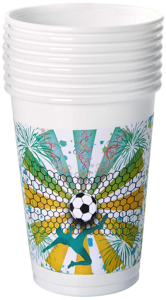 Abbildung des Angebots Plastikbecher »WM«