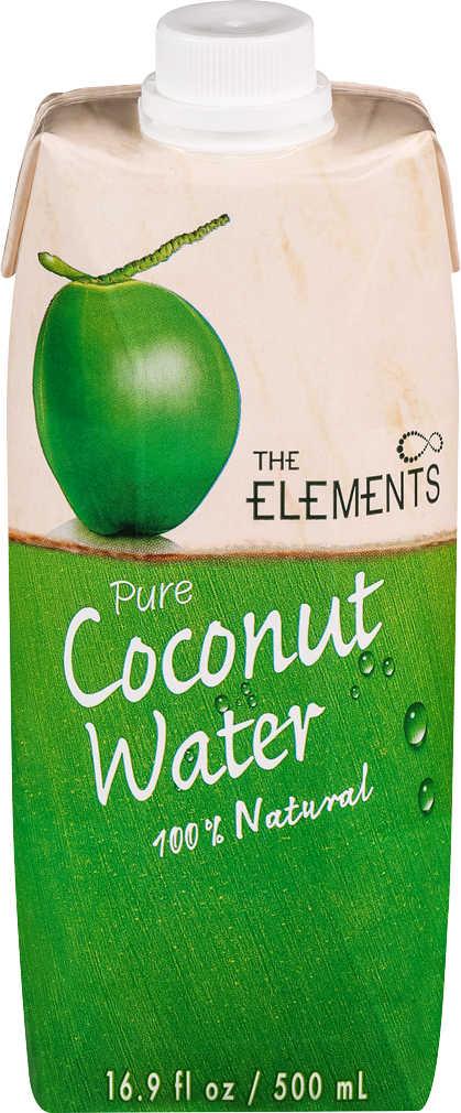 Abbildung des Angebots THE ELEMENTS Kokosnusswasser