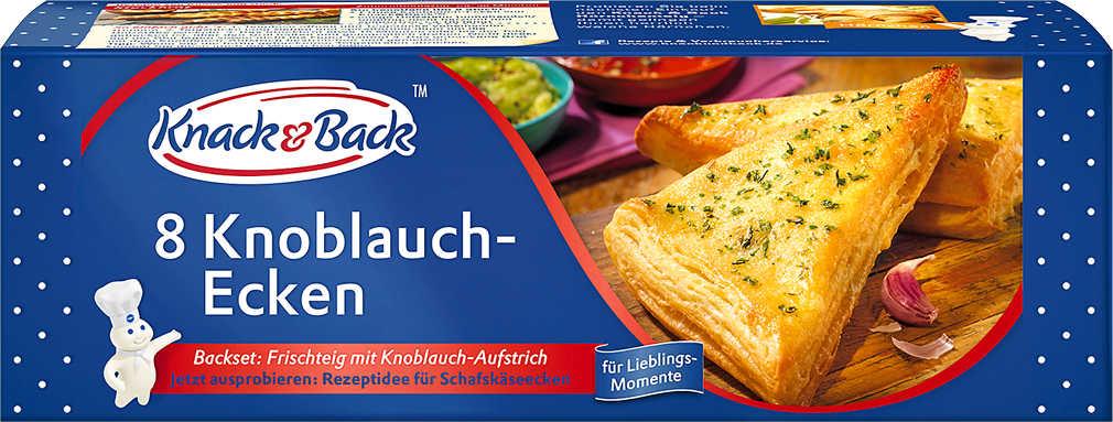 Abbildung des Angebots KNACK & BACK Knoblauch-Ecken
