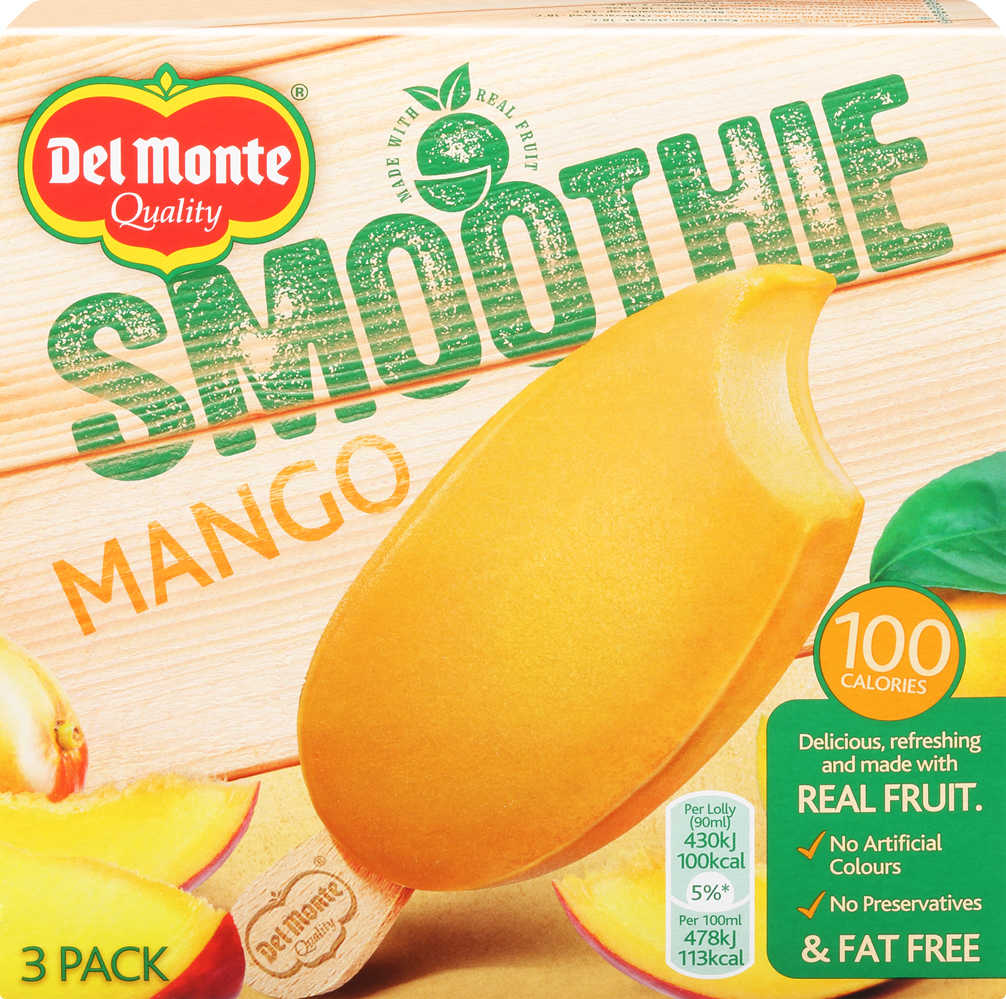 Abbildung des Angebots DEL MONTE Smoothie Mango