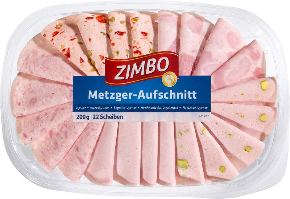 Abbildung des Angebots ZIMBO Metzger-Aufschnitt