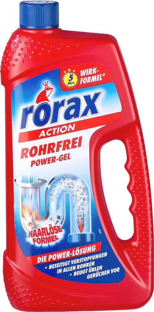 Abbildung des Angebots RORAX Rohrfrei Power-Gel