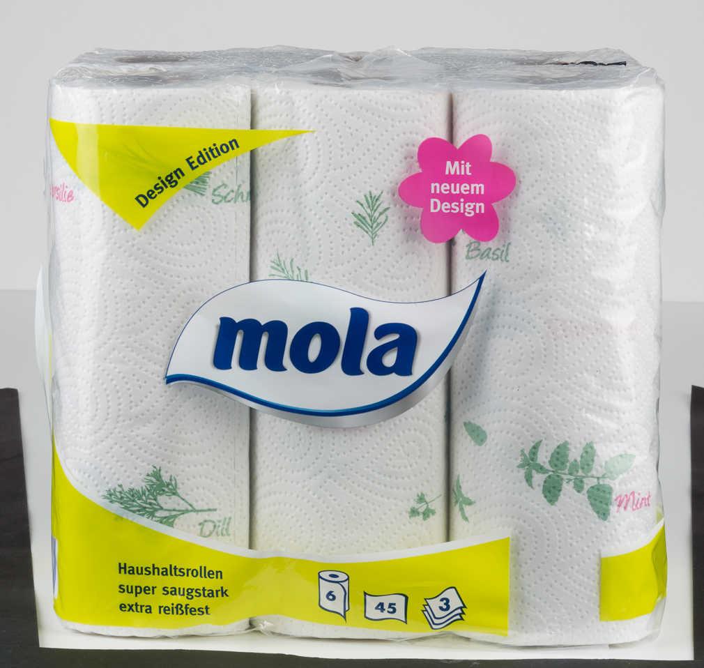 Abbildung des Angebots MOLA Haushaltsrollen