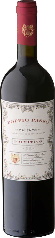 Abbildung des Angebots DOPPIO PASSO Primitivo