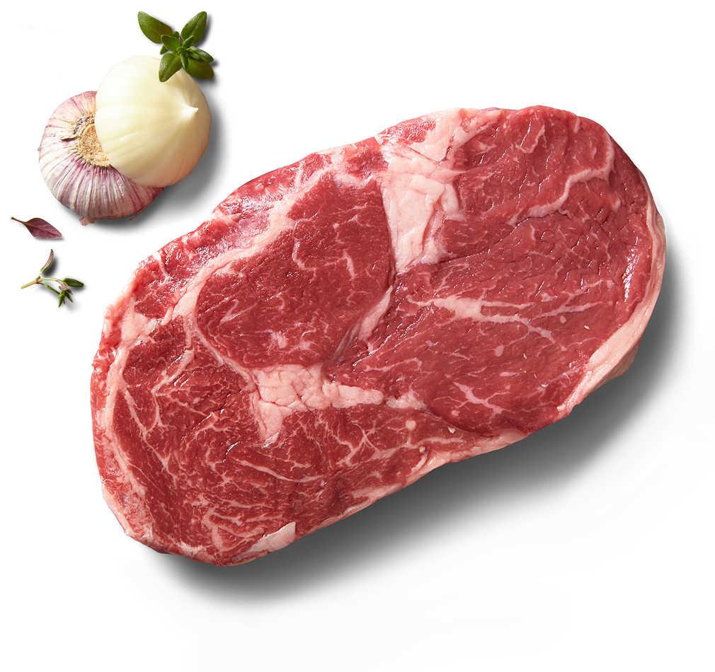 Abbildung des Angebots Dry Aged Beef Entrecôte
