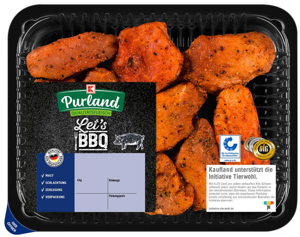 Abbildung des Angebots K-PURLAND Schweinemedaillons