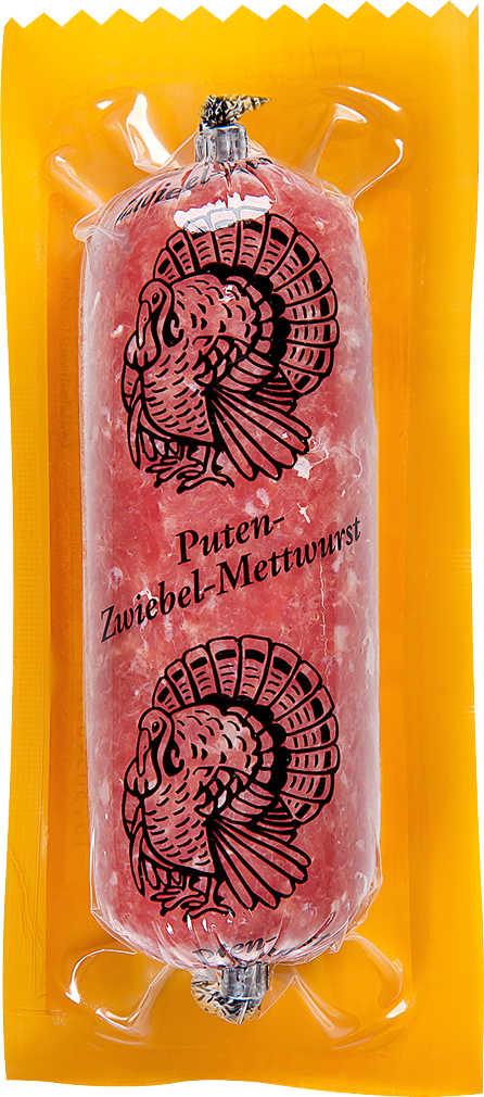Abbildung des Angebots OSTERMEIER Puten-Zwiebel-Mettwurst