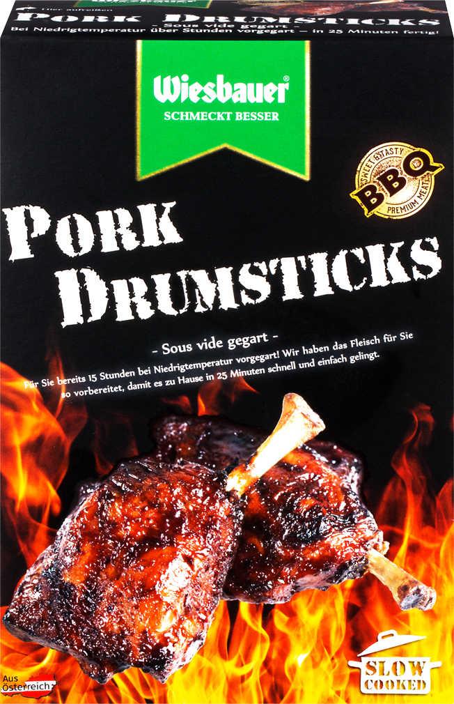 Abbildung des Angebots WIESBAUER Pork Drumsticks