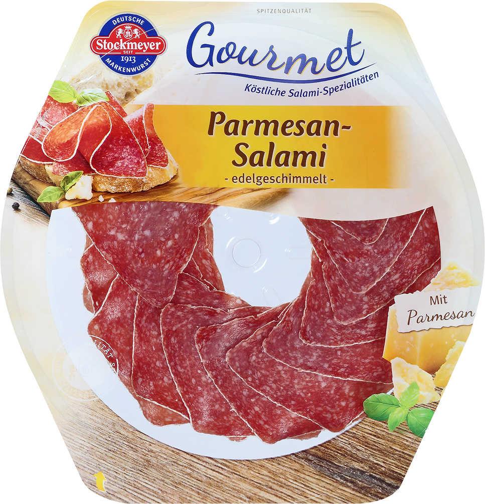Abbildung des Angebots STOCKMEYER Parmesan- oder Walnuss-Salami