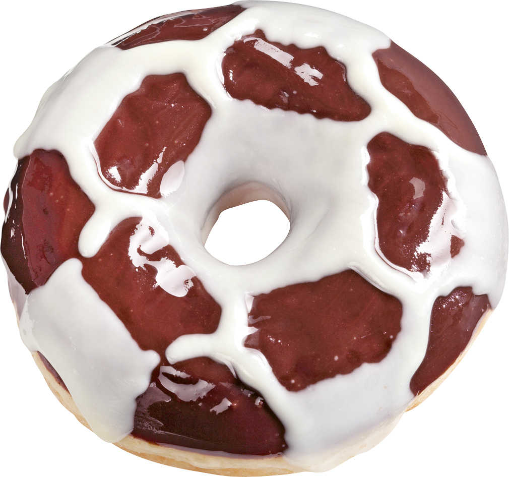 Abbildung des Angebots Fußball-Donut