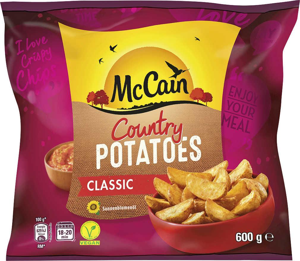 Abbildung des Angebots MCCAIN Country Potatoes