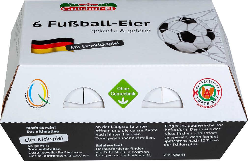 Abbildung des Angebots Fußball-Eier