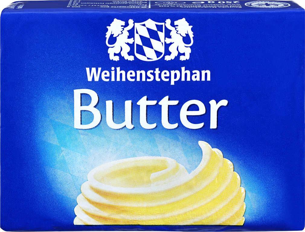 Abbildung des Angebots WEIHENSTEPHAN Butter oder Die Streichzarte