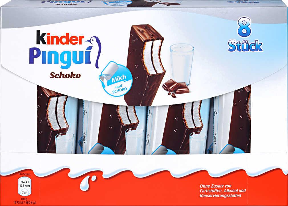 Abbildung des Angebots KINDER Pingui