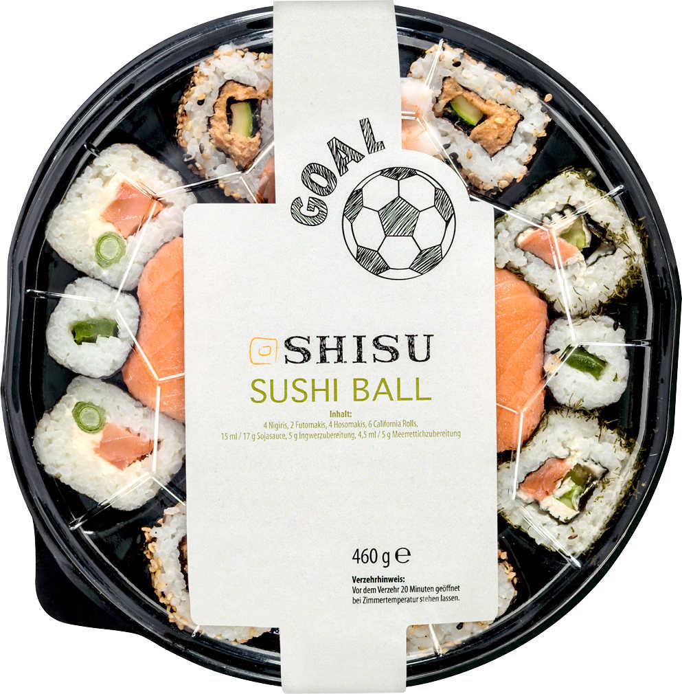 Abbildung des Angebots SHISU Sushi Ball