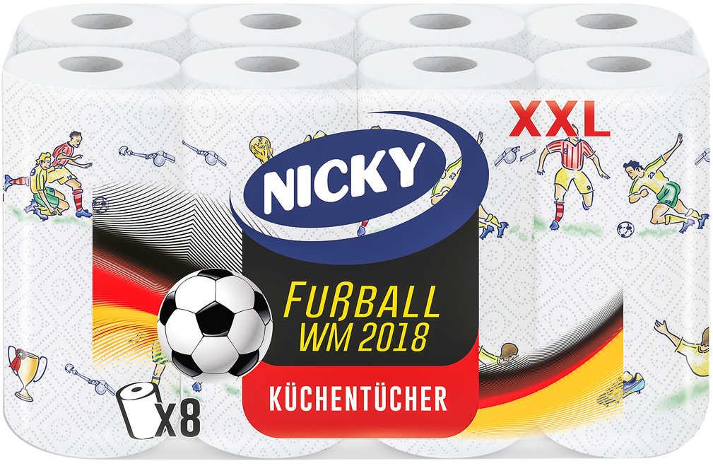 Abbildung des Angebots NICKY Küchentücher mit Motiv