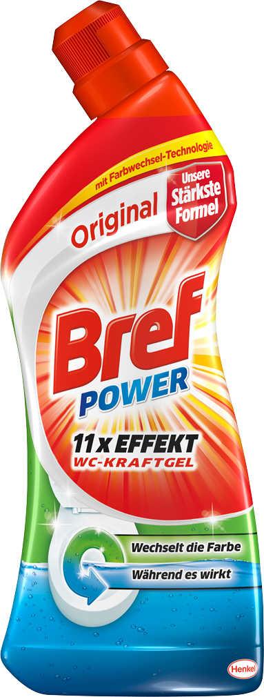 Abbildung des Angebots BREF POWER WC-Kraft Gel