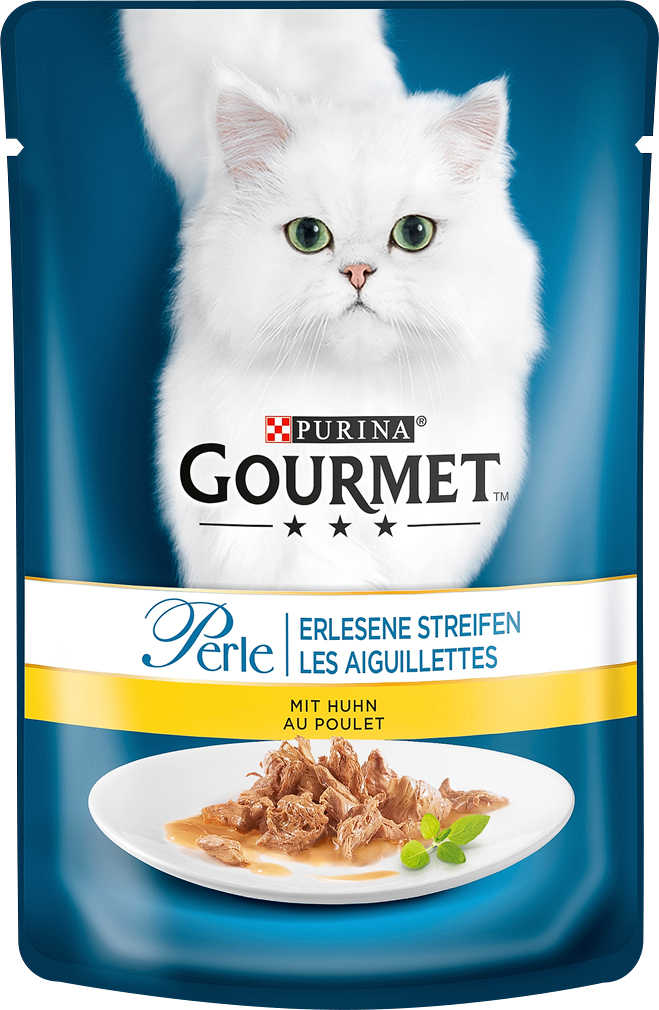 Abbildung des Angebots PURINA Gourmet Perle