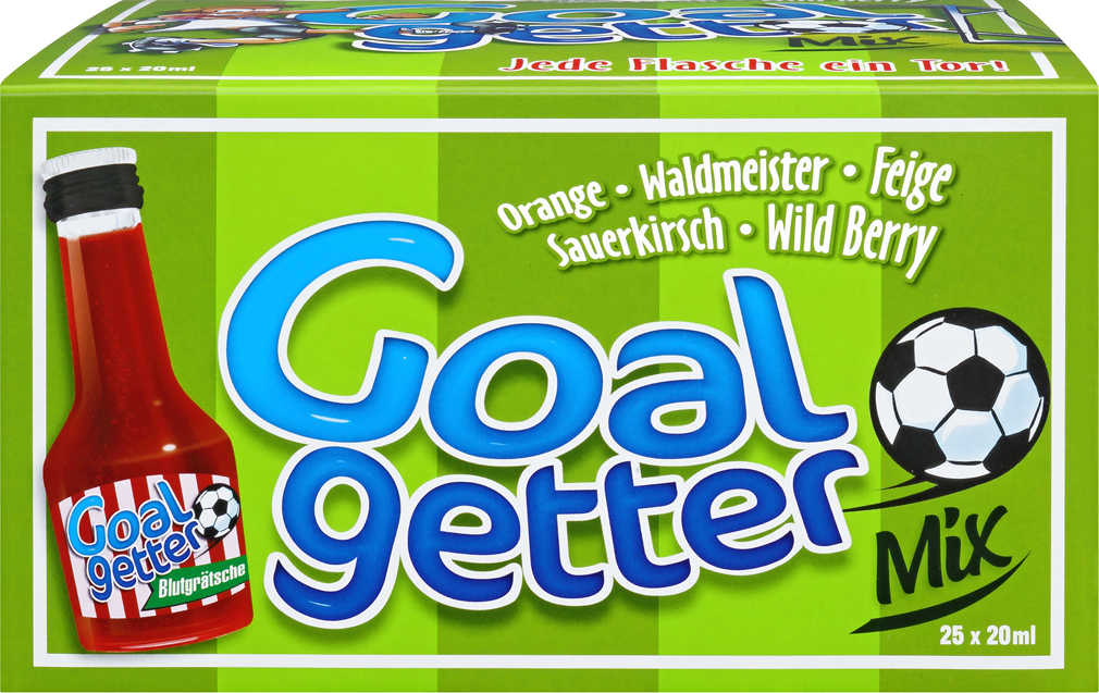 Abbildung des Angebots KOBER'S Goalgetter