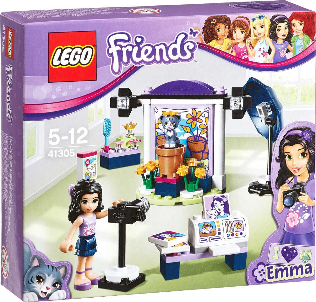 Abbildung des Angebots LEGO FRIENDS Emmas Fotostudio »41305«